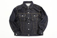 """Ordinary fits (オーディナリーフィッツ) """" DENIM JACKET """" one wash - two things & think Blog"""