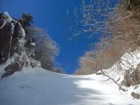 藤内沢ハイキング! - 山にでかける日