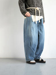 NEEDLESH.D Pant - Jean / 12oz Denim / Vintage - 『Bumpkins putting on airs』