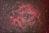 バラ星雲再処理 - お手軽天体写真