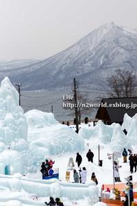 支笏湖氷濤まつり2019 - Life