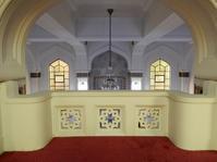 モスクの窓(windows of a mosque) - ももさえずり*紀行編*cent chants de chouette