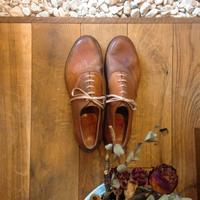 今日は荒井弘史氏の入店日です! - Shoe Care & Shoe Order 「FANS.浅草本店」M.Mowbray Shop