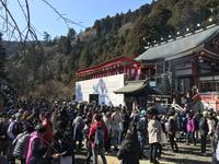 節分祭 - 堂宮大工 内田工務店 棟梁のブログ