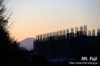 2019年2月3日(日)富士山 - 南横浜 潮風3丁目