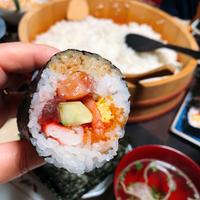 2019年  今年の節分も巻き寿司いただきましたよ! - あれも食べたい、これも食べたい!EX