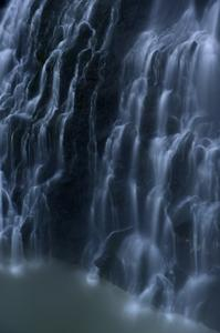冬の滝 - momo*photo