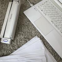 書類をスキャン - Clean up Life~お片づけサポート~