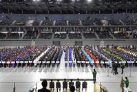中学生の「東京駅伝」大会 - 立川のいまはここ