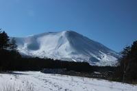 浅間山雪景色 (撮影日:2019/1/30) - toshiさんのお気楽ブログ