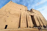 Egypt trip #エドフ・ホルス神殿 - + Spice to life
