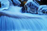 冬の竜門峡2019-1 - 自然と仲良くなれたらいいな2