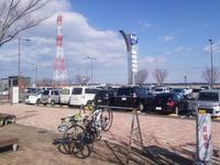 道の駅スタンプ集め(その2) - 自転車走行中(じてんしゃそうこうちゅう)
