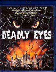 「巨大ねずみパニック」Deadly Eyes  (1982) - なかざわひでゆき の毎日が映画三昧