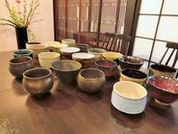 2019 いちの葉新作抹茶碗登場 - 茶論 Salon du JAPON MAEDA