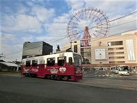 藤田八束の鉄道写真@鹿児島市内観光の楽しさをサポートする路面電車、路面電車に乗れば鹿児島の人に逢えて楽しい - 藤田八束の日記