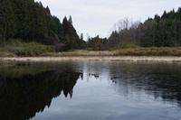 凍てる龍王ケ淵 - katsuのヘタッピ風景