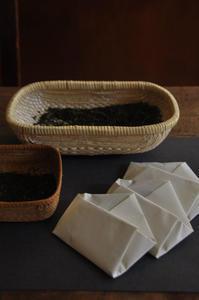 日本茶こよみ〜「二月三日節分茶会」のようす - きままなクラウディア
