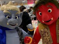 京ファミの節分メガネのノハラ京都ファミリー店遠近両用体験ブース - メガネのノハラ 京都ファミリー店 staffblog@nohara