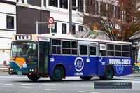 (2018.12) サンデン交通・下関230あ5028 - バスを求めて…