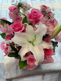 ピンク色のの法則とバリエーション - ルーシュの花仕事