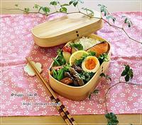 焼き鮭弁当とヨーグルト酵母でバゲット♪ - ☆Happy time☆