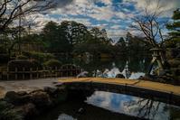 冬の兼六園 - 鏡花水月