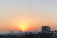 """富士山に沈む夕日~オレンジ色の輝きと青の神秘と~ - スピリチュアルカウンセリング &  ヒーリング 《""""こころ""""が輝くまで》"""