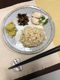 ひじきの煮物 - 庶民のショボい食卓