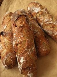 フルーツとナッツのパンと冷え込み大歓迎の話 - slow life,bread life