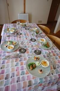 【白身魚のとろたまカレーなど!お料理教室】 - モンスーンの食卓日記