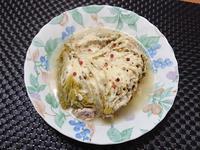 チーズとペパーでちょっぴりオシャレに♪ 白菜と豚バラの重ね蒸し - candy&sarry&・・・2