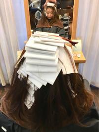 たまにはスライシング。 - 吉祥寺hair SPIRITUSのブログ