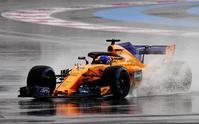 【フランスGP 回顧】マクラーレン決勝レポート - F1-MGT.com