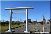 岬神社狛犬稚内市 - 北海道photo一撮り旅