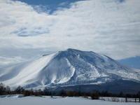 浅間牧場 * 北軽井沢で雪景色を楽しむ♪ - ぴきょログ~軽井沢でぐーたら生活~