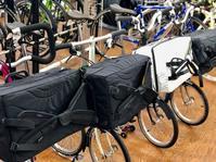 秀岳荘オリジナルBPトラベルバック&サブバック - 秀岳荘自転車売り場だより