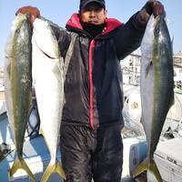 【大鱗】乗合募集中!2/8(金)、2/16(土) - まんぼう&大鱗 釣果ブログ