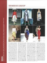 Zoom on fashion trends s/s 2020 - AW2020.21 に掲載されました。 - 八巻多鶴子が贈る 華麗なるジュエリー・デイズ