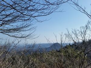 青葉区蕃山連峰縦走 - Mountain  Rose2
