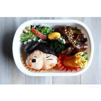 カボチャの牛肉巻き弁当 - cuisine18 晴れのち晴れ