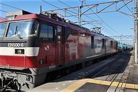 藤田八束の鉄道写真@貨物列車を激写、観光列車・路面電車を追っかけて激写・・・鉄道写真は面白い - 藤田八束の日記