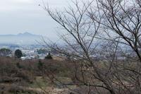 朝もやの二上山 - katsuのヘタッピ風景