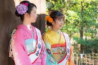 鎌倉宮節分祭の時のミス鎌倉 - エーデルワイスPhoto