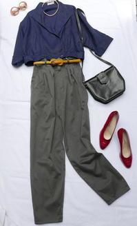 Coodinate Loewe jacket - carboots