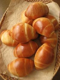 バターロール - slow life,bread life