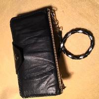 スマートフォンiな8のケース - 布と木と革FHMO-DESIGNS(エフエッチエムオーデザインズ)Favorite Hand Made Original Designs