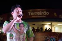 【ブラジルより】1997年よりSAMBAの本場RIOで活動、遂にLIVE出演♬ @TerreiraoSambaa リオ市公式ページでもご紹介いただきました!@gresimperio - excite公式 KTa☆brasil (ケイタブラジル) blog ▲TOPへ▲