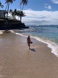 ハワイの海〜♫ - Takako's Diary