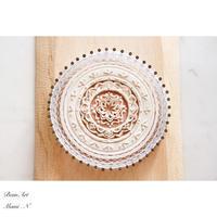 壁掛けと桜陶器と。 - BEAN ART  |  Mami Tsukamoto
